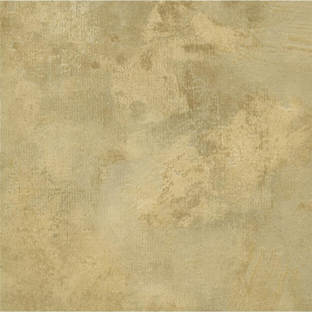 Warner by Brewster WC14051 Warner Textures Vol III Yellow Marlow Texture Wallpaper in Yellow