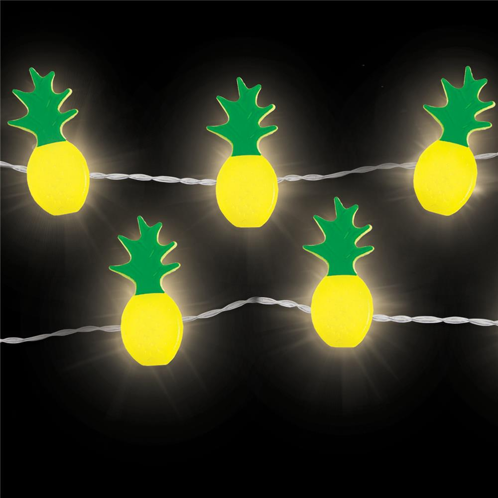 WallPops by Brewster WPLT2831 Pineapple String Lights
