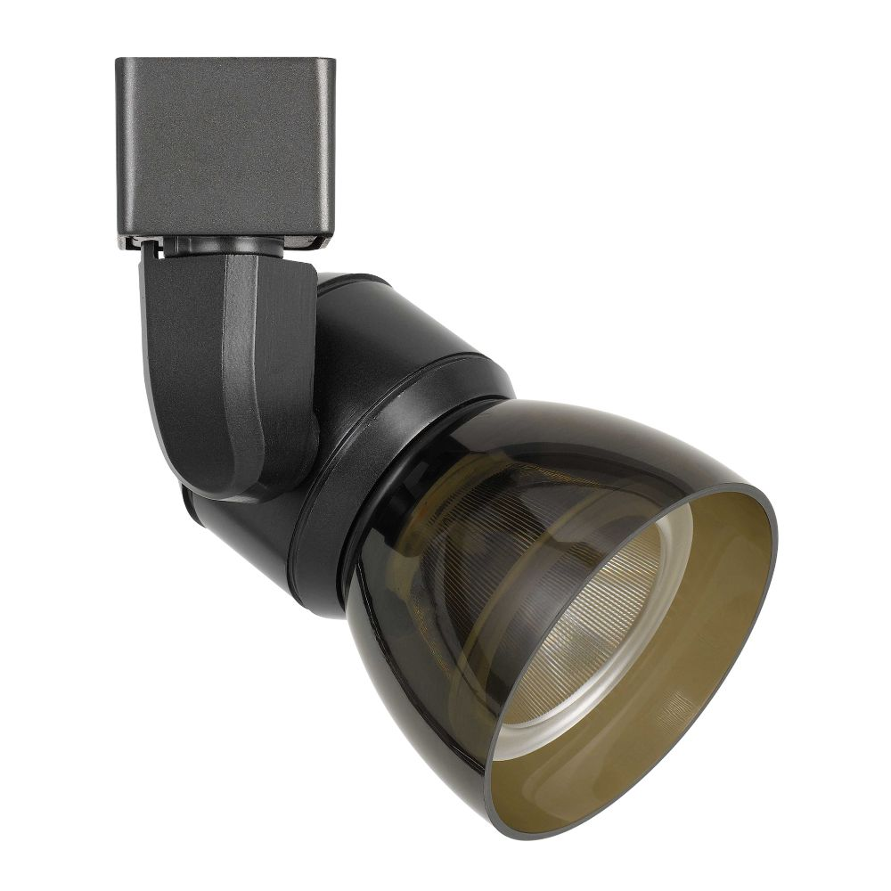 CAL Lighting HT-888DB-SMOCLR 10w Dimmable Integrated Led Track Fixture, 700 Lumen, 90 Cri