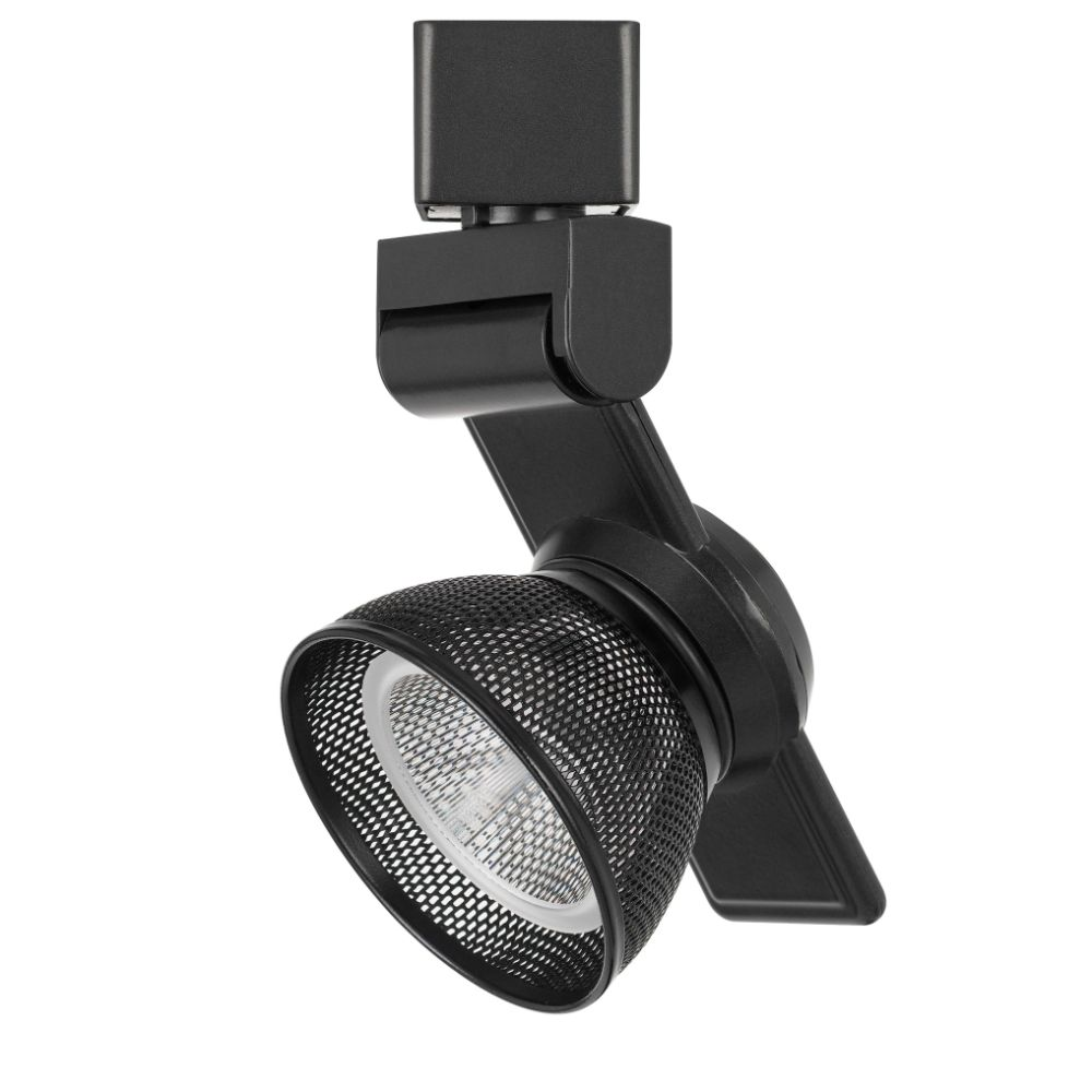 CAL Lighting HT-999DB-MESHBK 12w Dimmable Integrated Led Track Fixture, 750 Lumen, 90 Cri