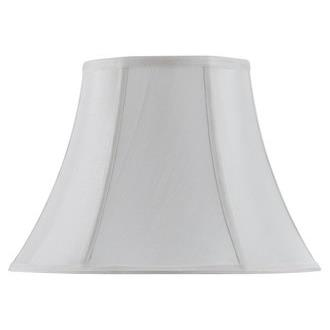 Cal Lighting SH-8104/18-WH White Bell Replacement Shade
