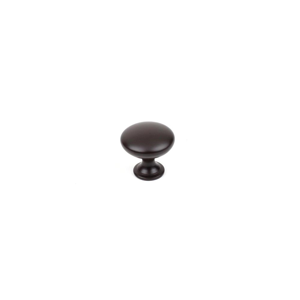"Century Hardware 05122-OB 1-1//4"" Round Knob In Oil Rubbed Bronze"