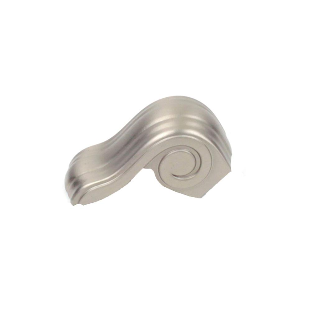 Century Hardware 24919-Dsn Zinc Die Cast Knob Dull Satin Nickel