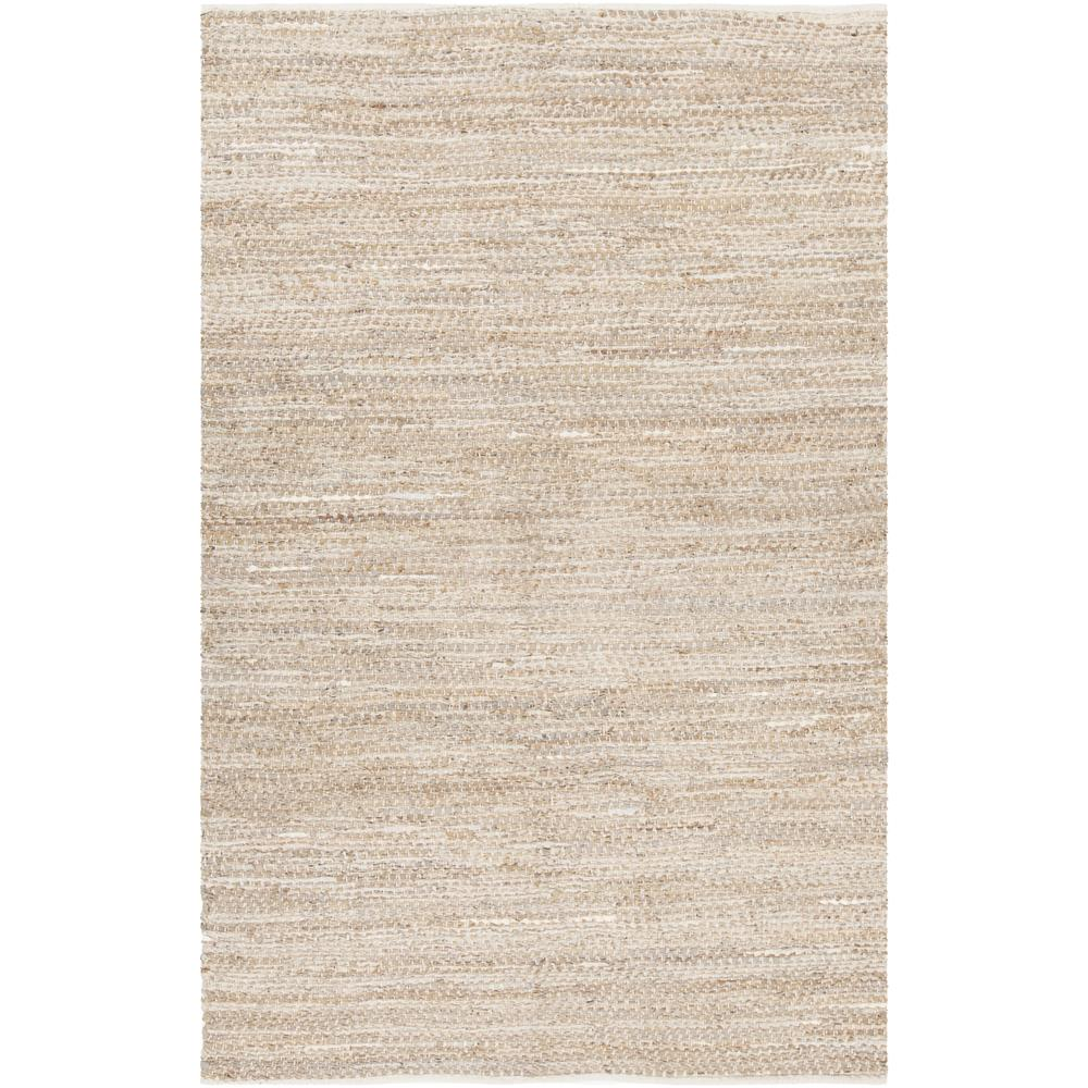 Chandra Rugs TEN37600 TENOLA Hand-Woven Contemporary Rug in Beige, 5