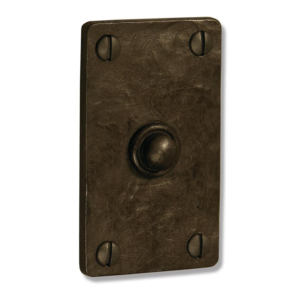 Coastal Bronze 500-68 Square Door Bell Button