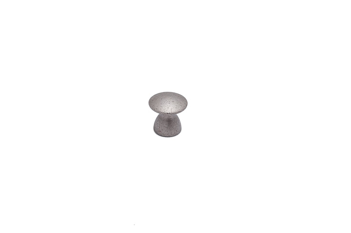 "Colonial Bronze 114-D20 3/4"" diameter Knob - Distressed Statuary Bronze"