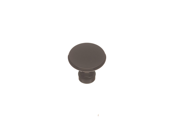 "Colonial Bronze 151-4 1 1/16"" Knob - Satin Brass"