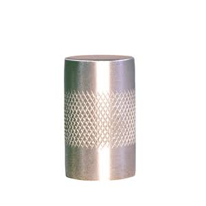 "Colonial Bronze 561-10B Diamond Knurl Knob 1"" diameter  - Oil Rubbed Bronze"