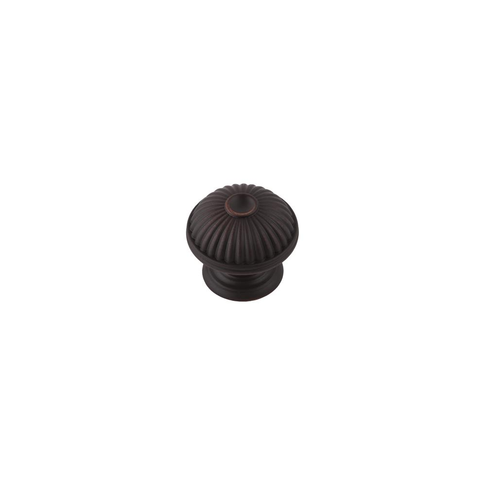 Continental Hardware RL020432 Sumner Street Home Hardware Belmont Knob - Oil Rubbed Bronze