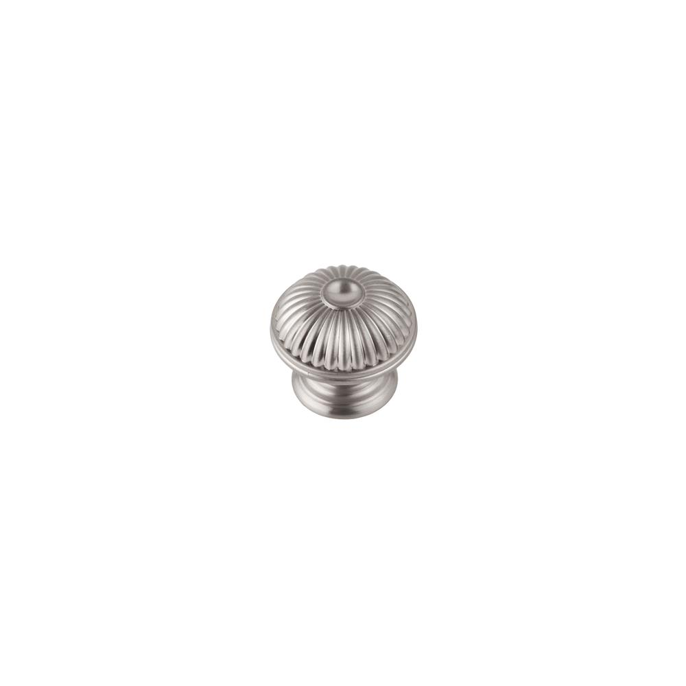 Continental Hardware RL021040 Sumner Street Home Hardware Belmont Knob - Satin Nickel