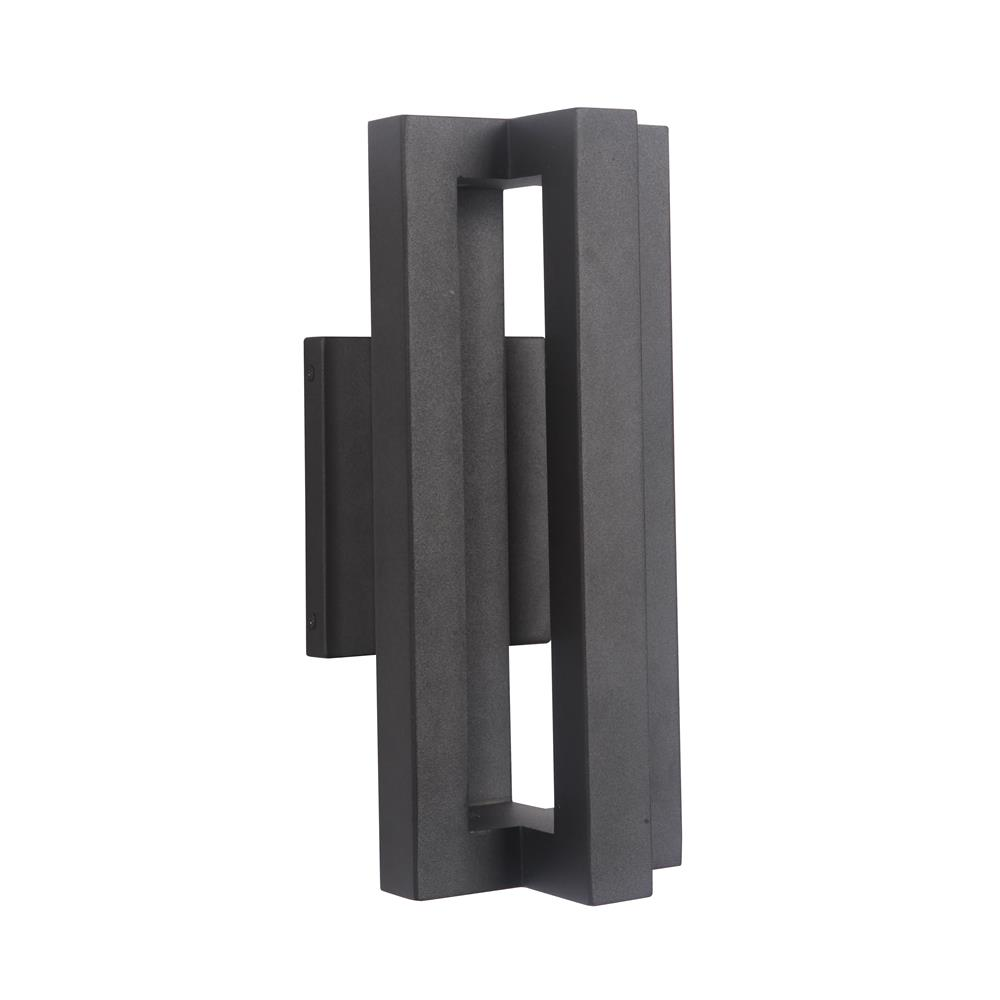 Craftmade Z1504-TB-LED Kai Small LED Wall Mount in Textured Matte Black