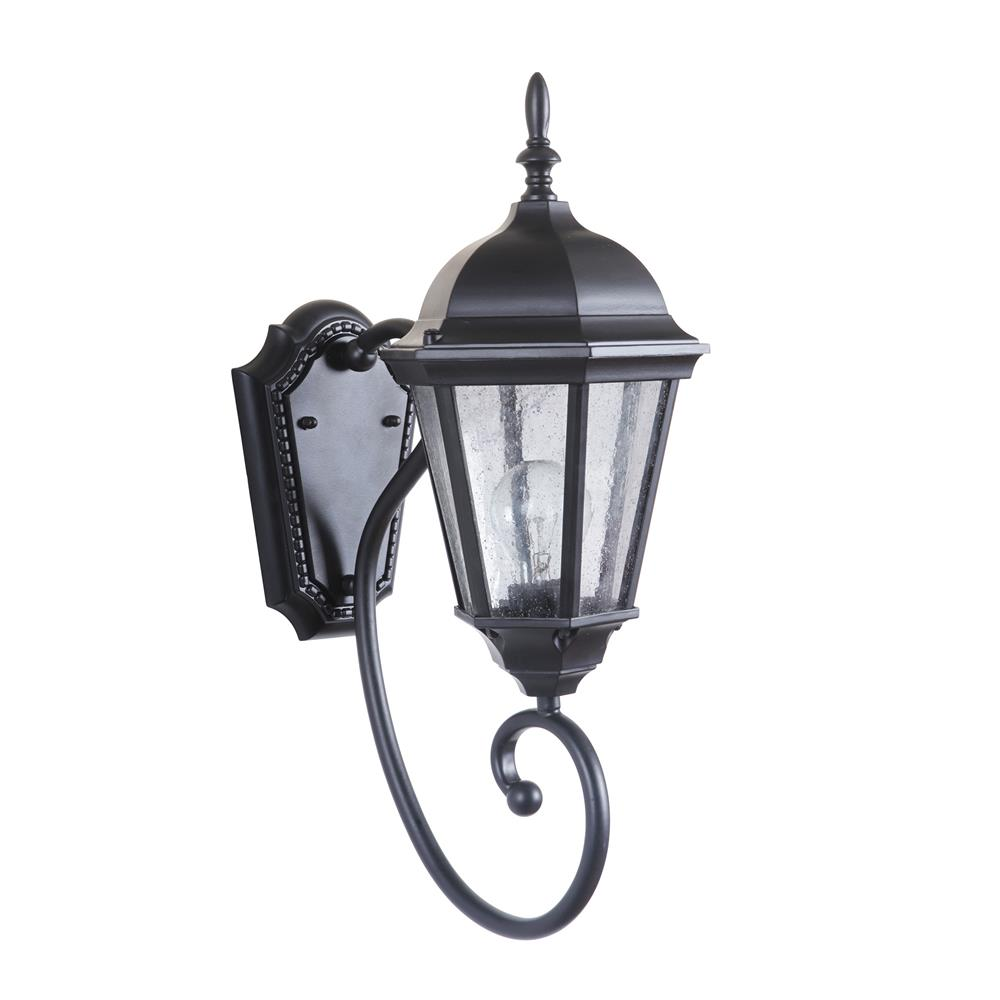 Craftmade Z2950-MN Newberg Small Wall Mount in Midnight