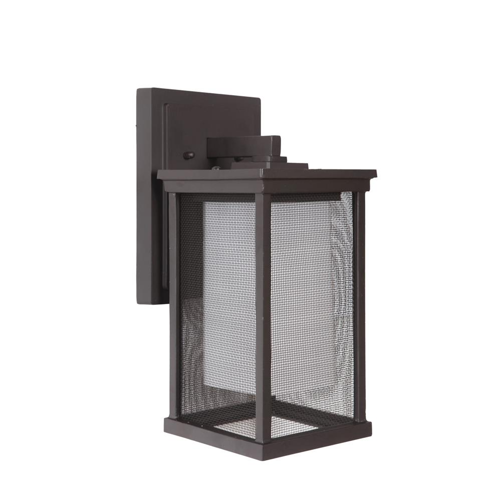 Craftmade Z3764-OBO Riviera II Medium Wall Mount in Oiled Bronze Outdoor