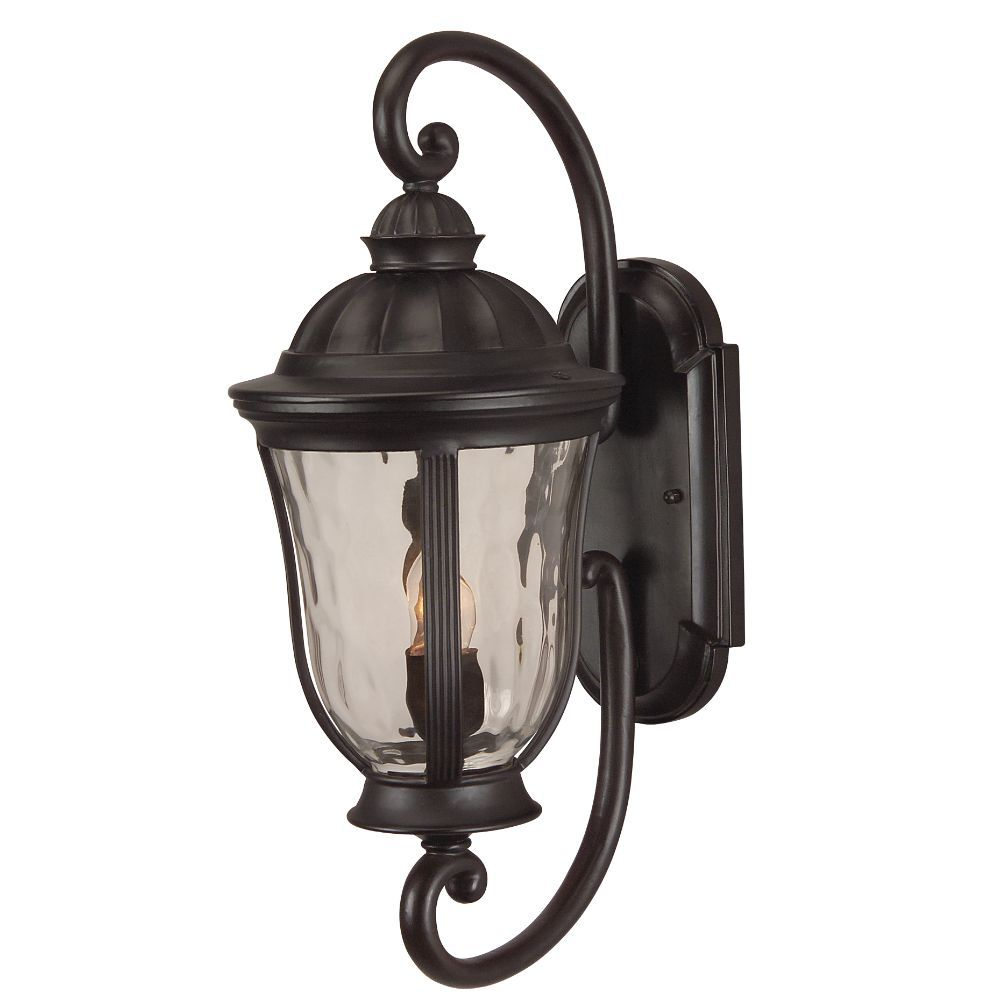 Craftmade Z6010-OBO Frances Medium Wall Mount in Oiled Bronze Outdoor