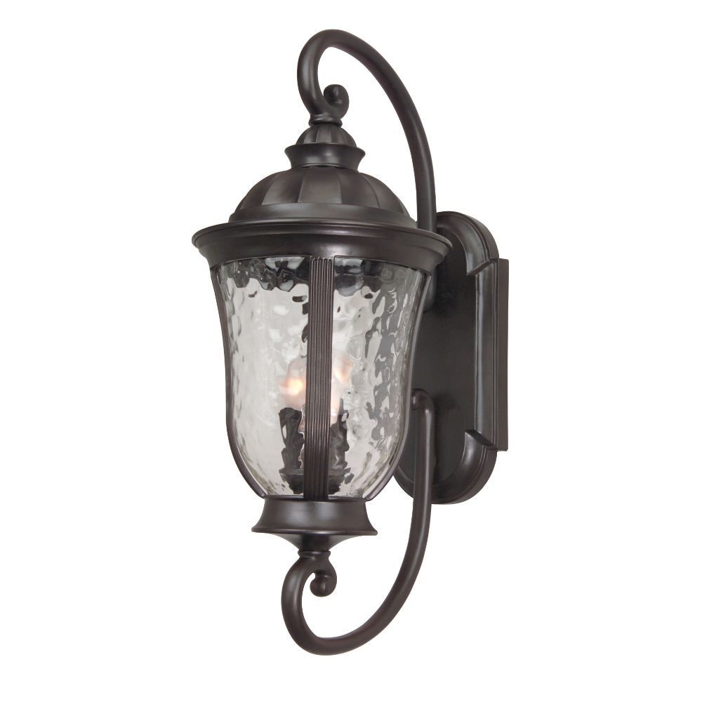 Craftmade Z6020-OBO Frances Large Wall Mount in Oiled Bronze Outdoor