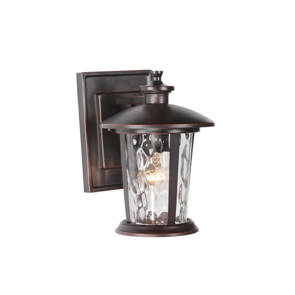 Craftmade Z7104-OBG Summerhays Small Wall Mount in Oiled Bronze Gilded