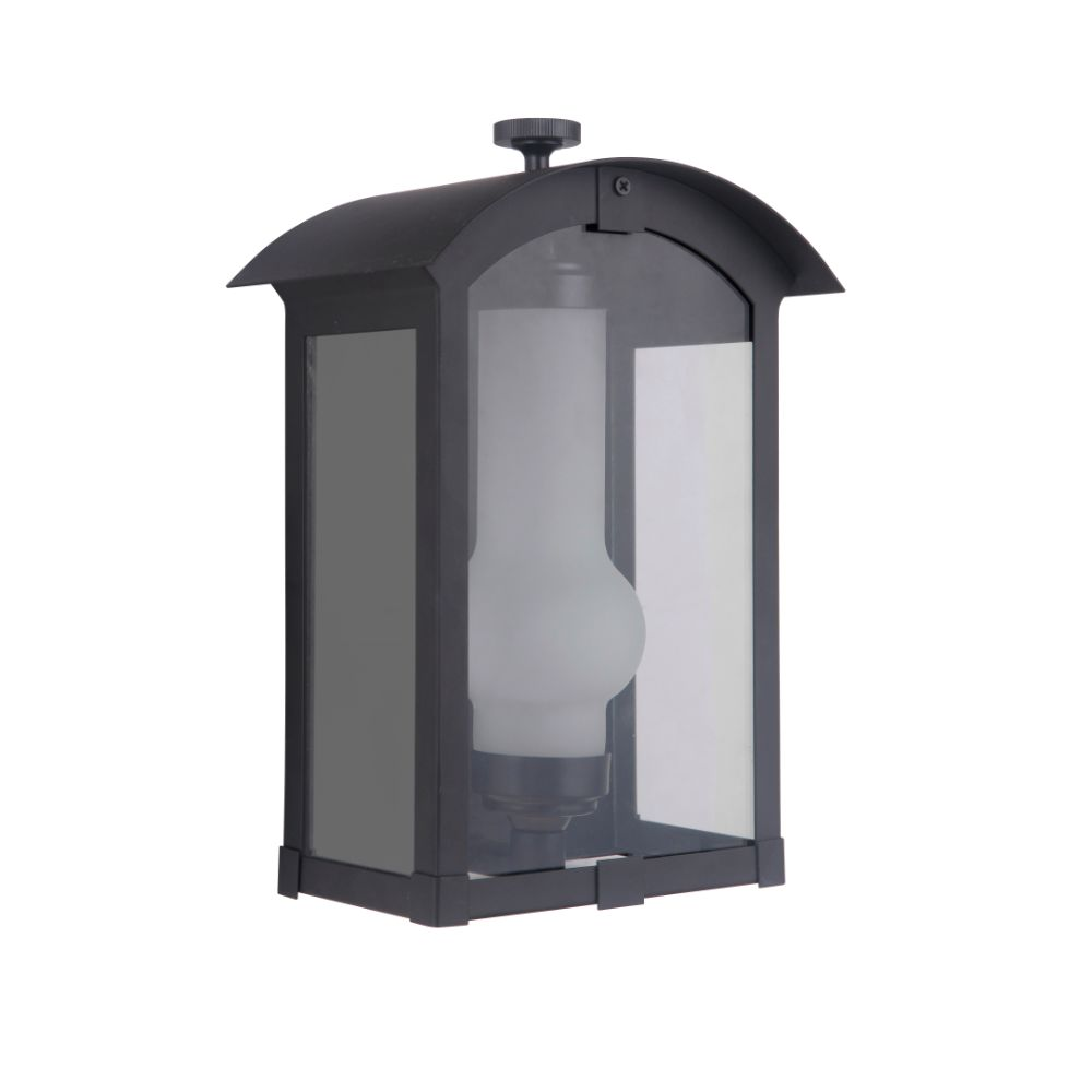Craftmade ZA1702-MN-LED Montcrest Small LED Pocket Sconce in Midnight