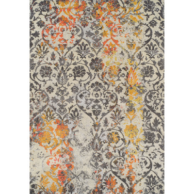 Dalyn Rugs MG22 Modern Greys 3 Ft. 3 In. X 5 Ft. 3 In. Rectangle Rug in Citron