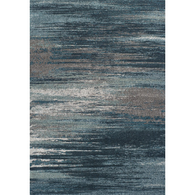 Dalyn Rugs MG5993 Modern Greys 7 Ft. 10 In. X 10 Ft. 7 In. Rectangle Rug in Teal