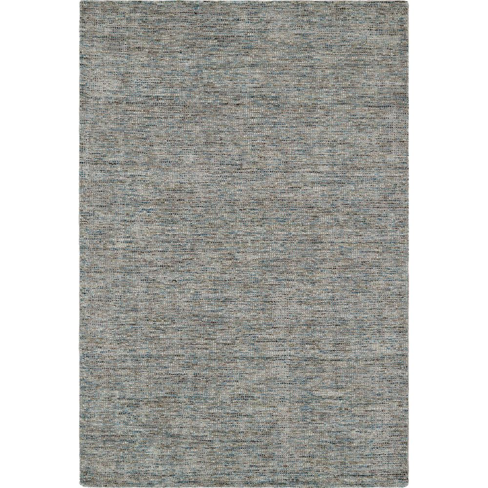 Dalyn Rugs TT100 Toro 3 Ft. 6 In. X 5 Ft. 6 In. Rectangle Rug in Silver