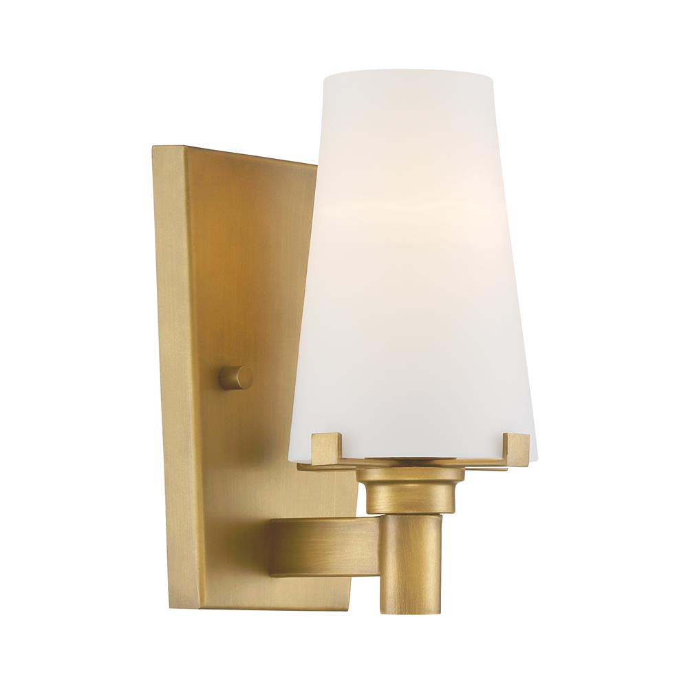 Designers Fountain 87901-VTG Hyde Park Wall Sconce in Vintage Gold