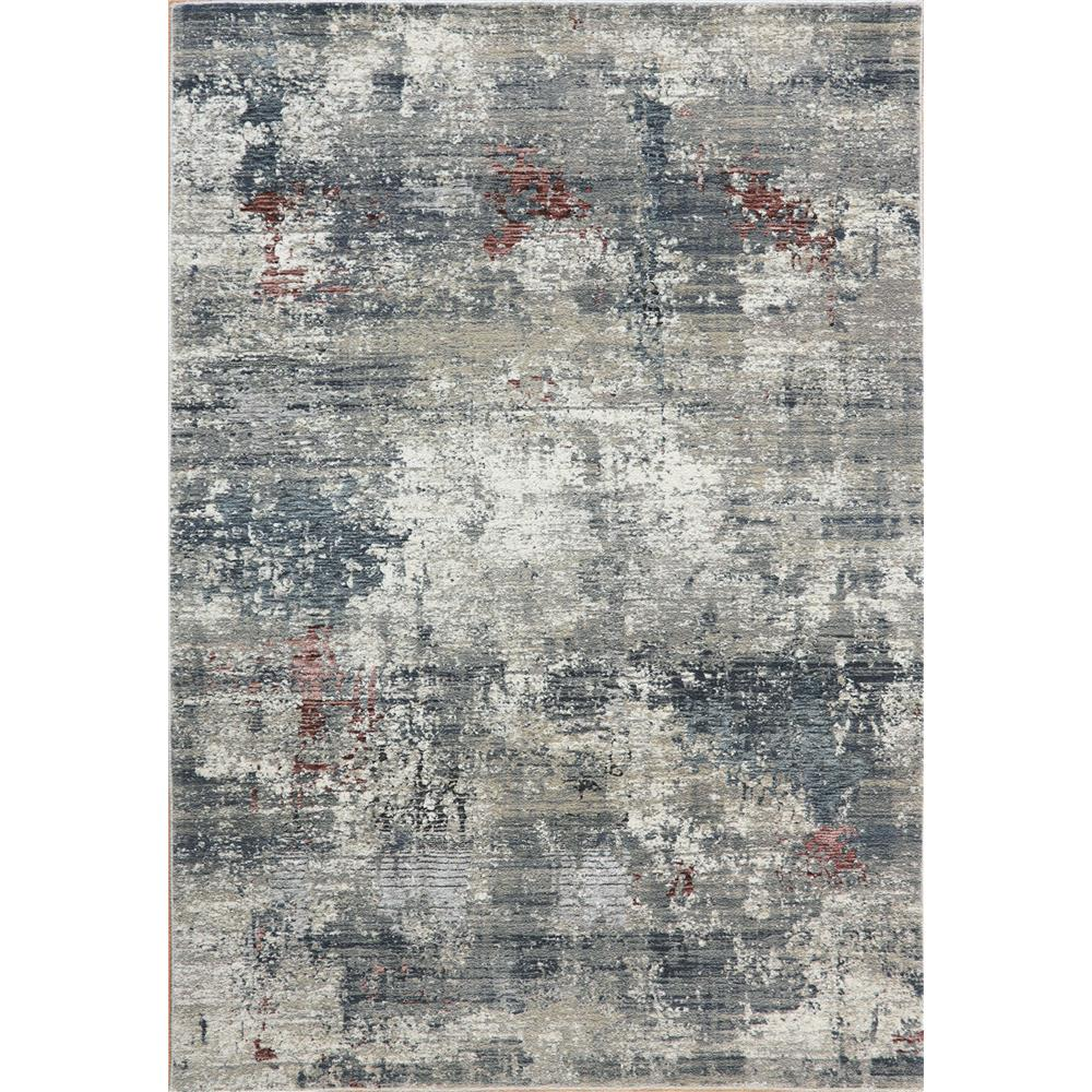 Dynamic Rugs 3370 930 Astoria 9 Ft. 6 In. X 13 Ft. 1 In. Rectangle Rug in Grey/Burgundy