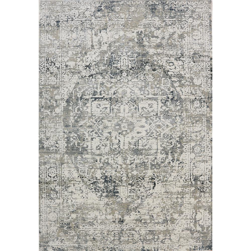 Dynamic Rugs 3372 190 Astoria 9 Ft. 6 In. X 13 Ft. 1 In. Rectangle Rug in Cream/Grey