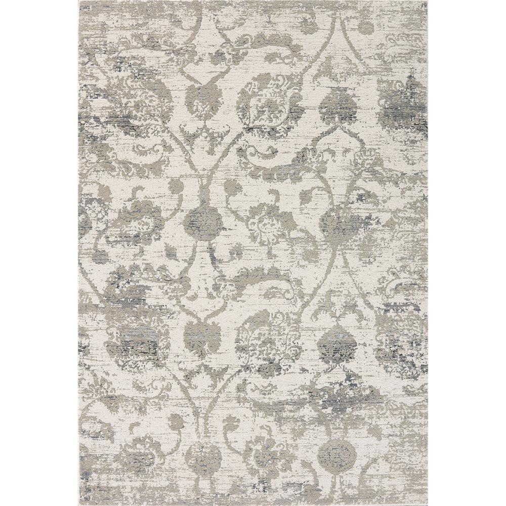 Dynamic Rugs 3373 100 Astoria 9 Ft. 6 In. X 13 Ft. 1 In. Rectangle Rug in Cream