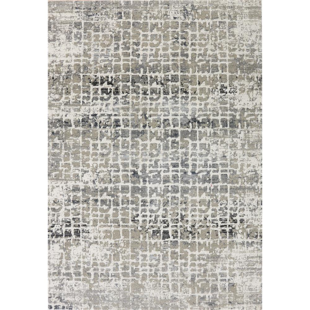 Dynamic Rugs 3374 190 Astoria 9 Ft. 6 In. X 13 Ft. 1 In. Rectangle Rug in Cream/Grey
