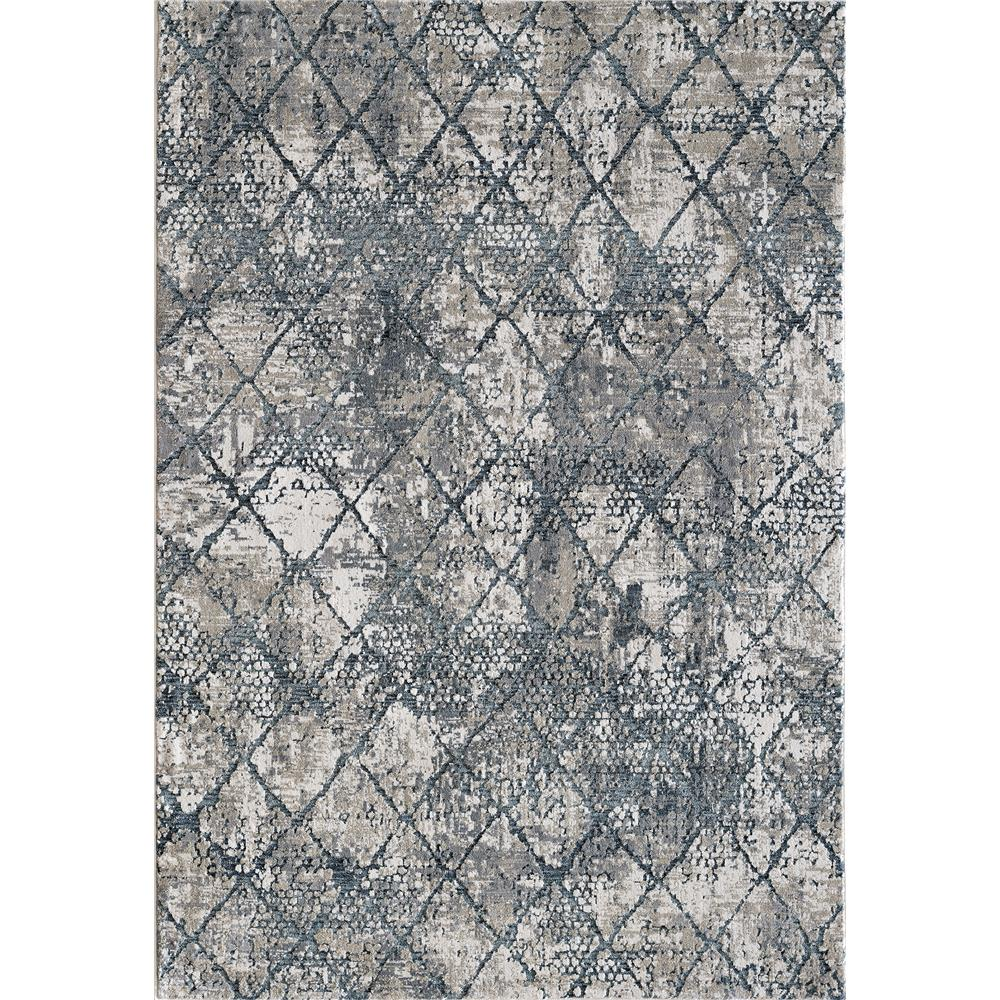 Dynamic Rugs 3376 150 Astoria 9 Ft. 6 In. X 13 Ft. 1 In. Rectangle Rug in Cream/Blue