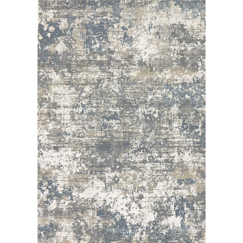 Dynamic Rugs 3377 150 Astoria 9 Ft. 6 In. X 13 Ft. 1 In. Rectangle Rug in Cream/Blue