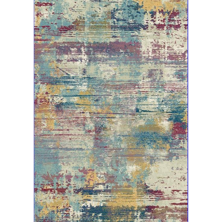 Dynamic Rugs 7710 599 Bali 2 Ft. X 3 Ft. 11 In. Rectangle Rug in Multi