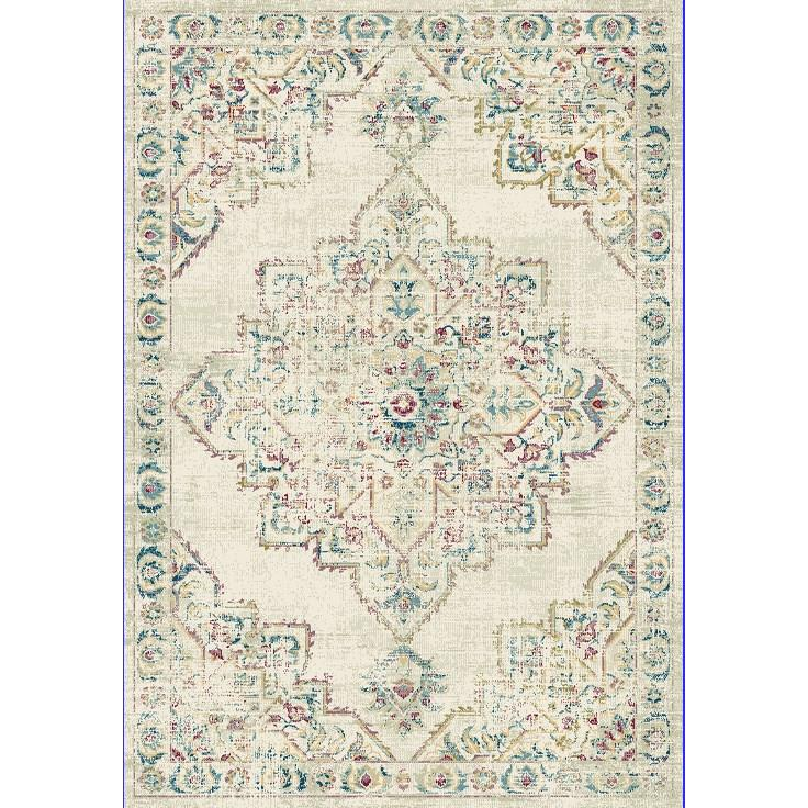 Dynamic Rugs 7712 110 Bali 2 Ft. X 3 Ft. 11 In. Rectangle Rug in Cream