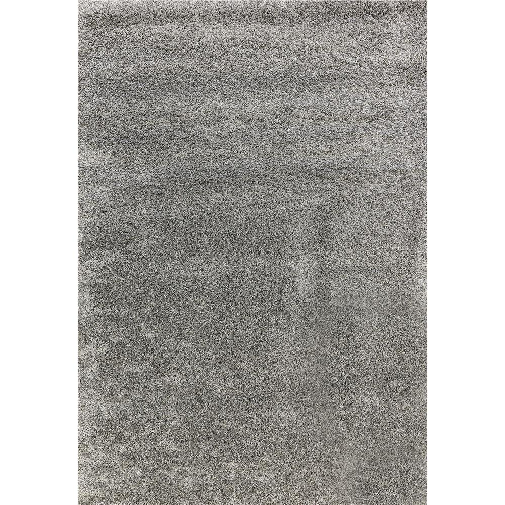 Dynamic Rugs 8521 900 Crystal 2 Ft. 7 In. X 5 Ft. Rectangle Rug in Grey