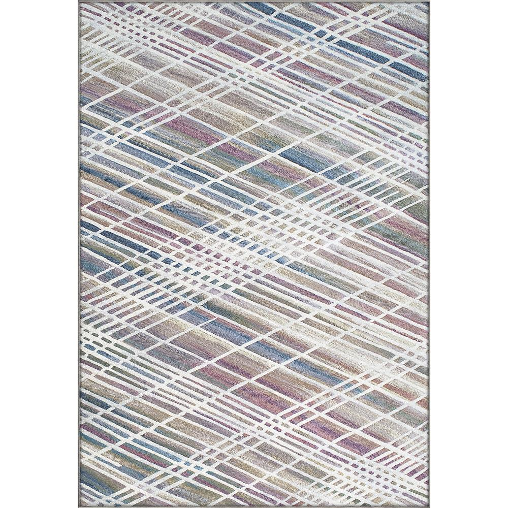 Dynamic Rugs 63323-9191 Eclipse 2 Ft. X 3 Ft. 11 In. Rectangle Rug in Multi