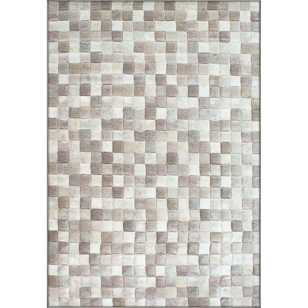 Dynamic Rugs 63339-6282 Eclipse 2 Ft. X 3 Ft. 11 In. Rectangle Rug in Beige