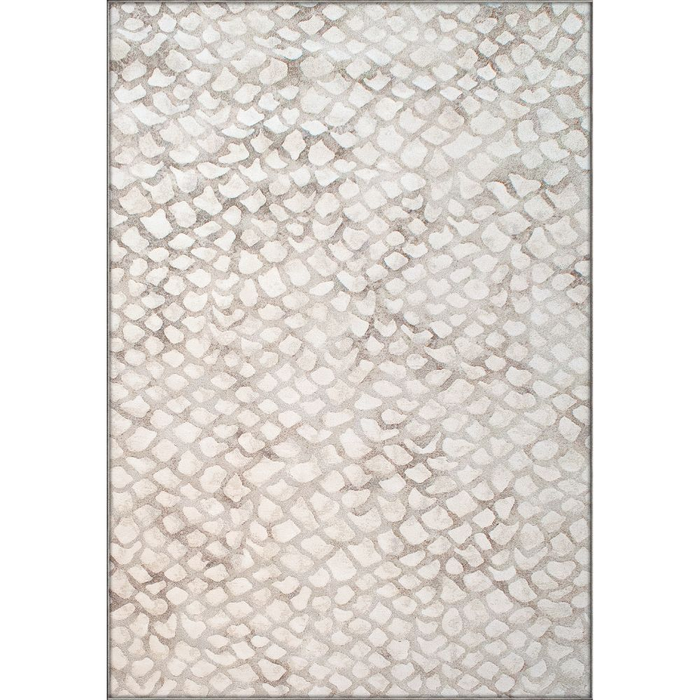 Dynamic Rugs 64194-8565 Eclipse 2 Ft. X 3 Ft. 11 In. Rectangle Rug in Ivory