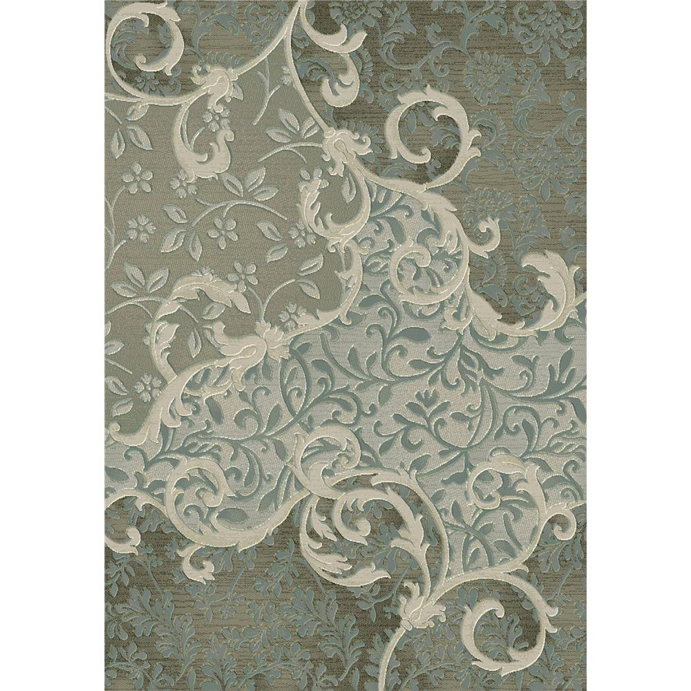 Dynamic Rugs 73036-8464 Eclipse 2 Ft. X 3 Ft. 11 In. Rectangle Rug in Multi Ocean