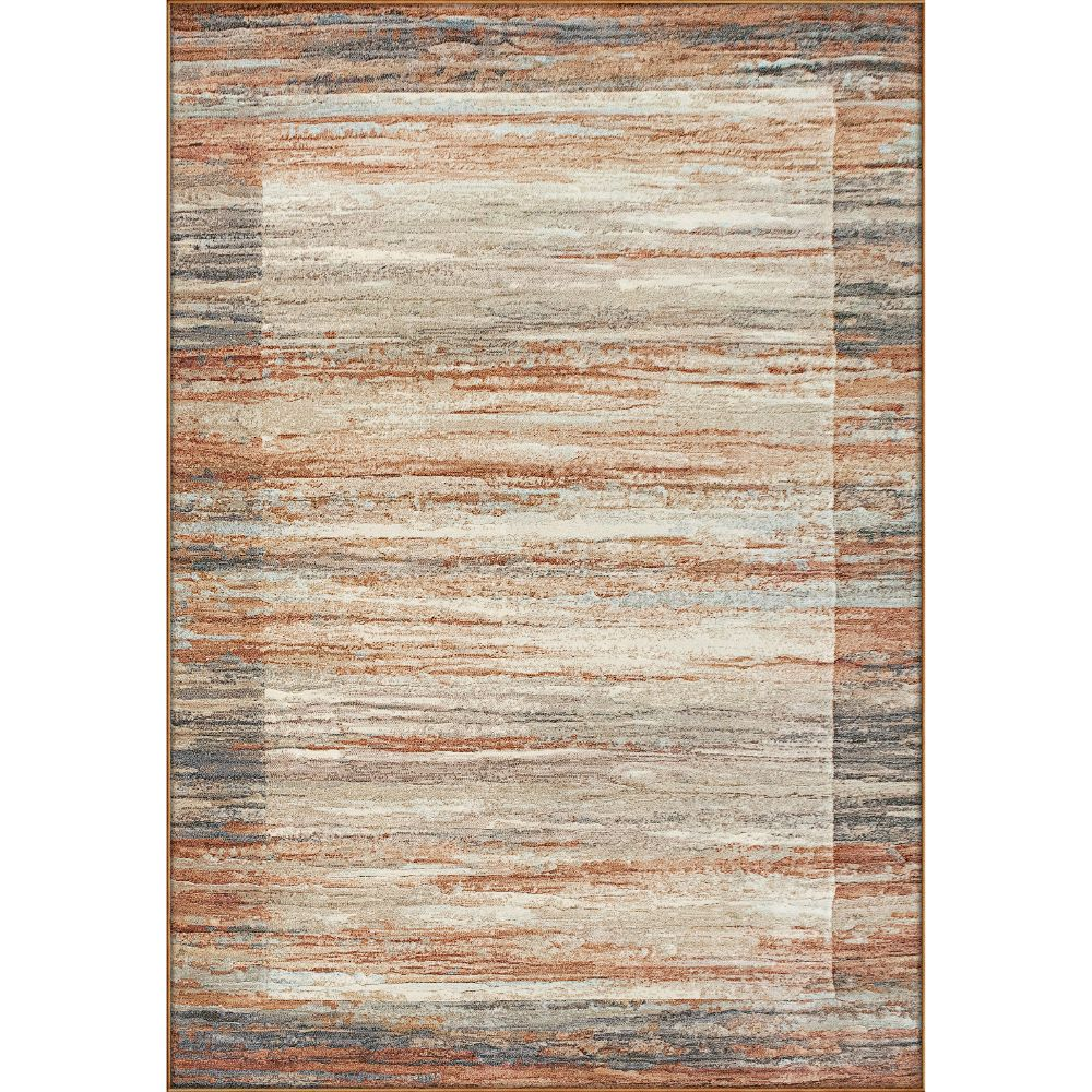 Dynamic Rugs 79138-6888 Eclipse 2 Ft. X 3 Ft. 11 In. Rectangle Rug in Multi Spice
