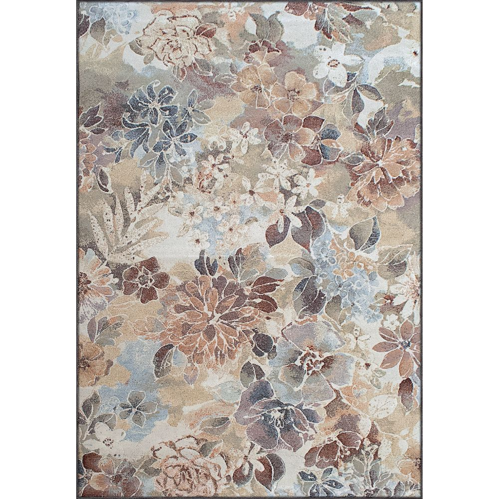 Dynamic Rugs 79145-4848 Eclipse 2 Ft. X 3 Ft. 11 In. Rectangle Rug in Multi