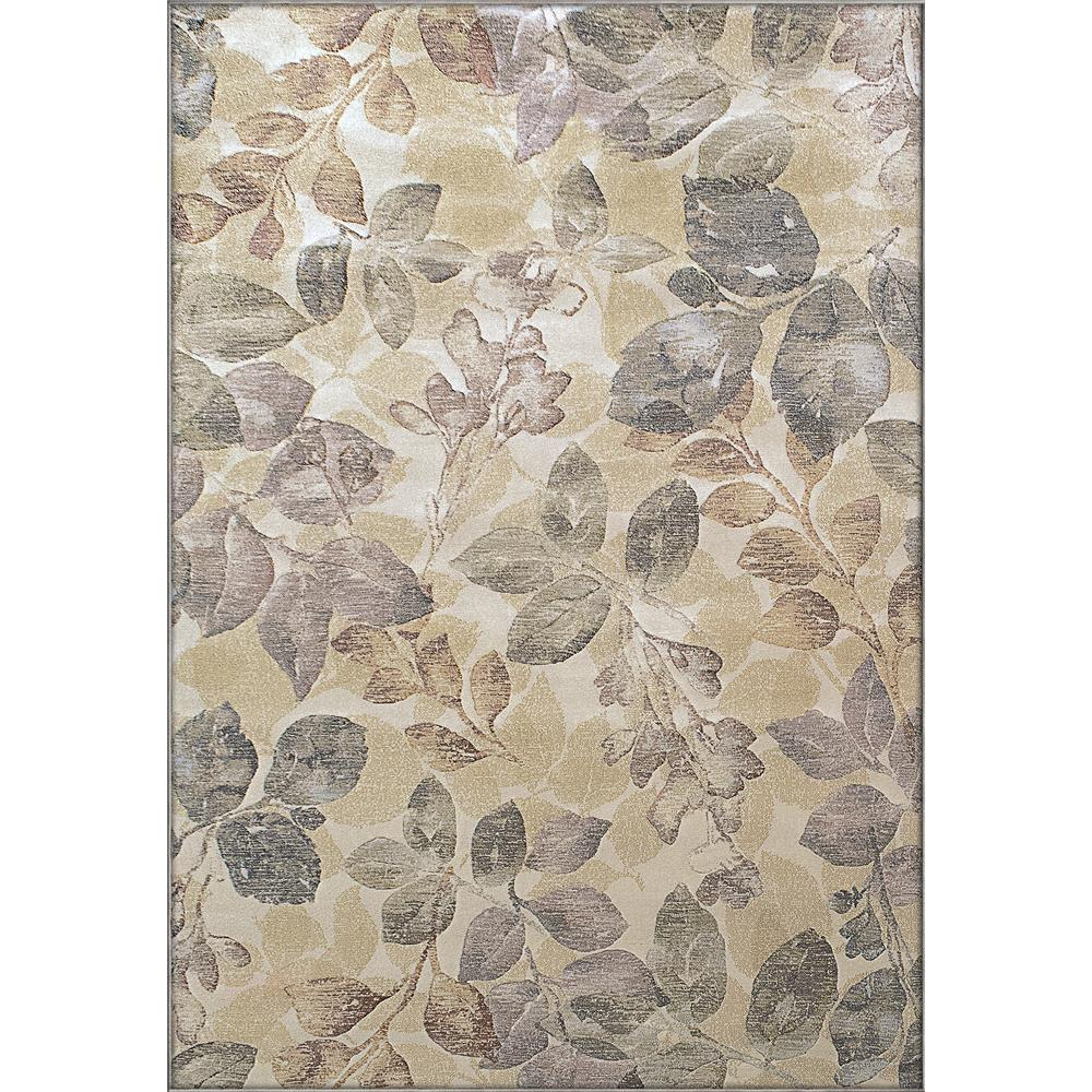 Dynamic Rugs 79425-4848 Eclipse 3 Ft. 11 In. X 5 Ft. 7 In. Rectangle Rug in Multi