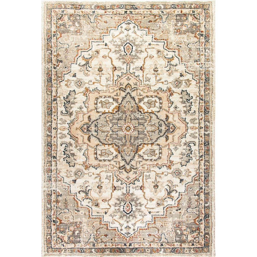Dynamic Rugs  4770-100 Evolution 9 Ft. 2 In. X 12 Ft. 10 In. Rectangle Rug in Beige