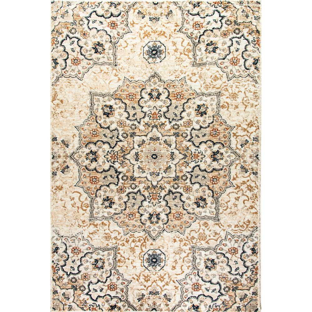 Dynamic Rugs  4772-100 Evolution 9 Ft. 2 In. X 12 Ft. 10 In. Rectangle Rug in Beige