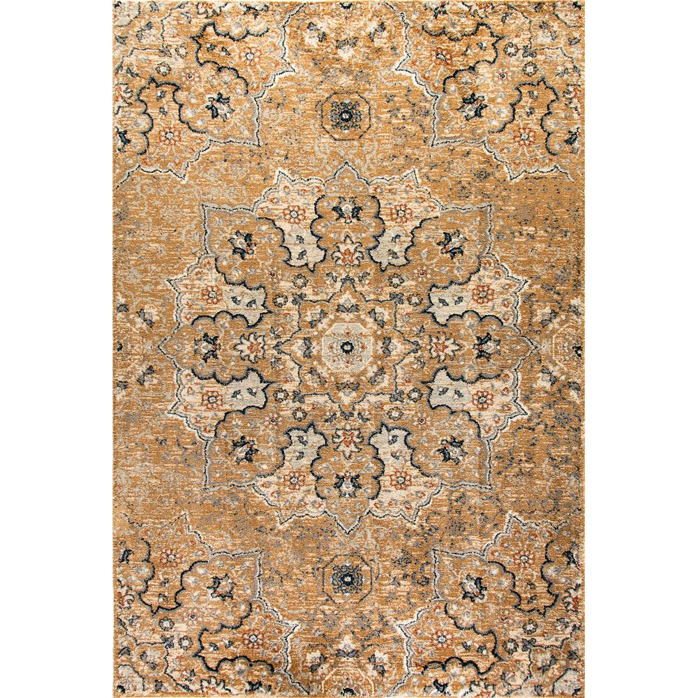 Dynamic Rugs  4772-110 Evolution 9 Ft. 2 In. X 12 Ft. 10 In. Rectangle Rug in Tan