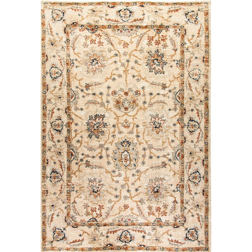 Dynamic Rugs  4773-100 Evolution 9 Ft. 2 In. X 12 Ft. 10 In. Rectangle Rug in Beige