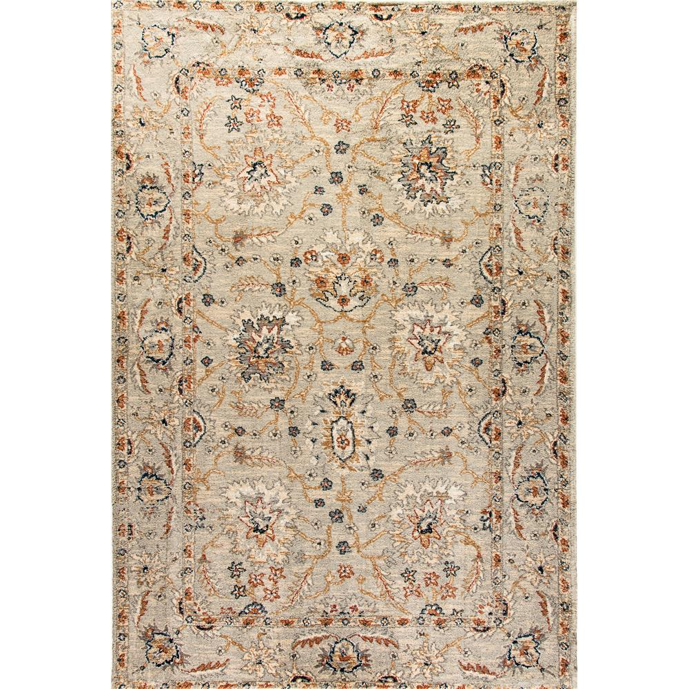 Dynamic Rugs  4773-510 Evolution 9 Ft. 2 In. X 12 Ft. 10 In. Rectangle Rug in Light Gray