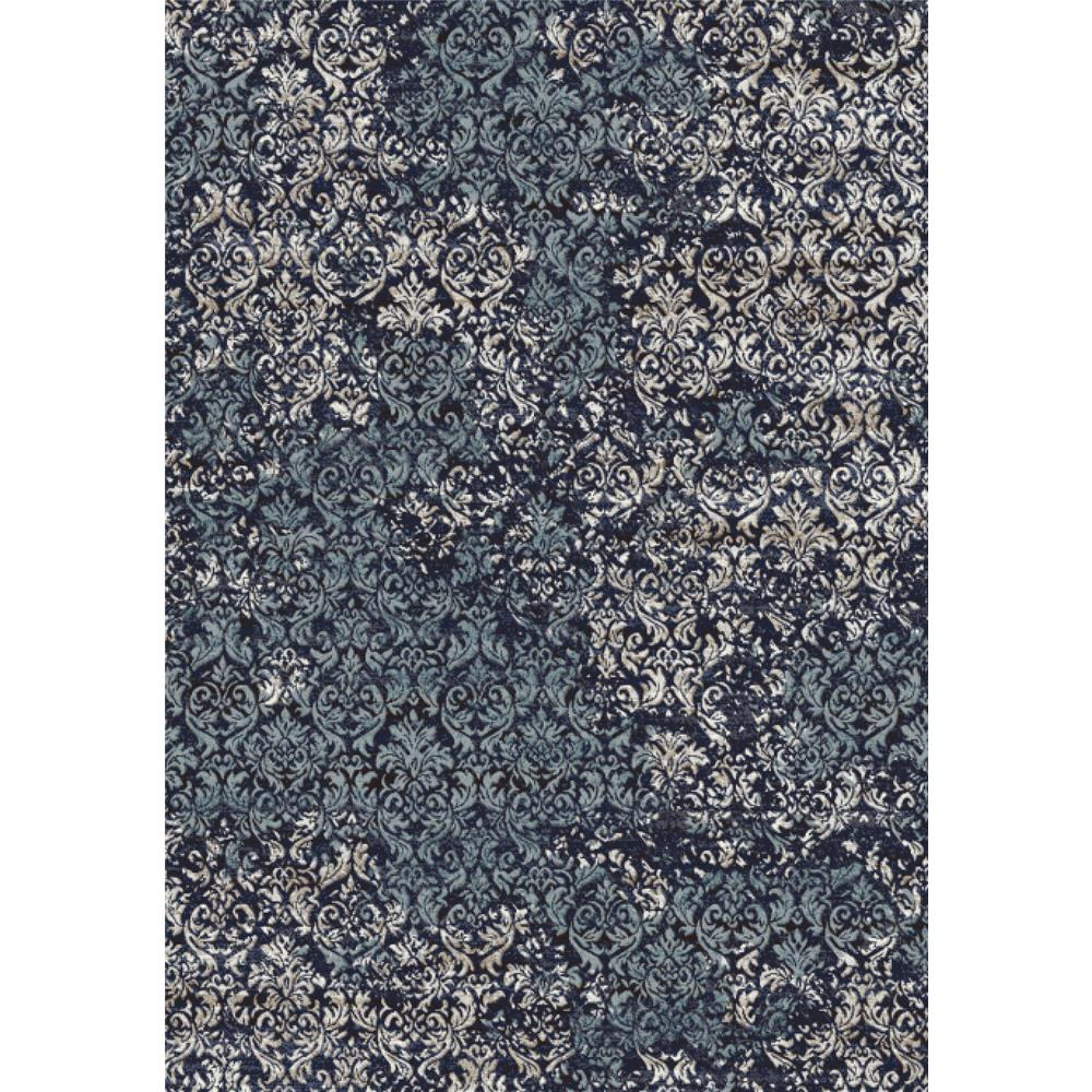 Dynamic Rugs 63336-5161 Eclipse 2 Ft. X 3 Ft. 11 In. Rectangle Rug in Multi Blue