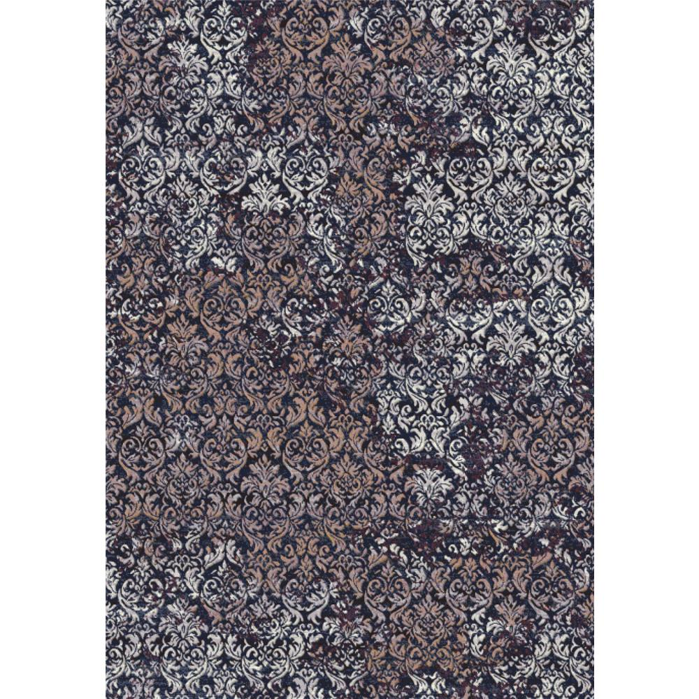 Dynamic Rugs 63336-5181 Eclipse 3 Ft. 11 In. X 5 Ft. 7 In. Rectangle Rug in Copper Ivory