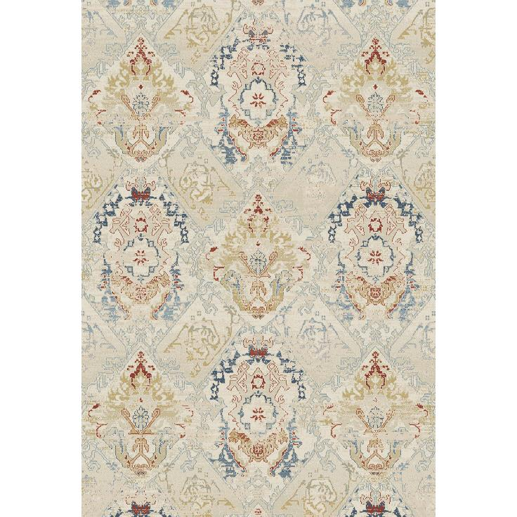 Dynamic Rugs  55790-100 Essence 9 Ft. 2 In. X 12 Ft. 10 In. Rectangle Rug in Ivory/Multi