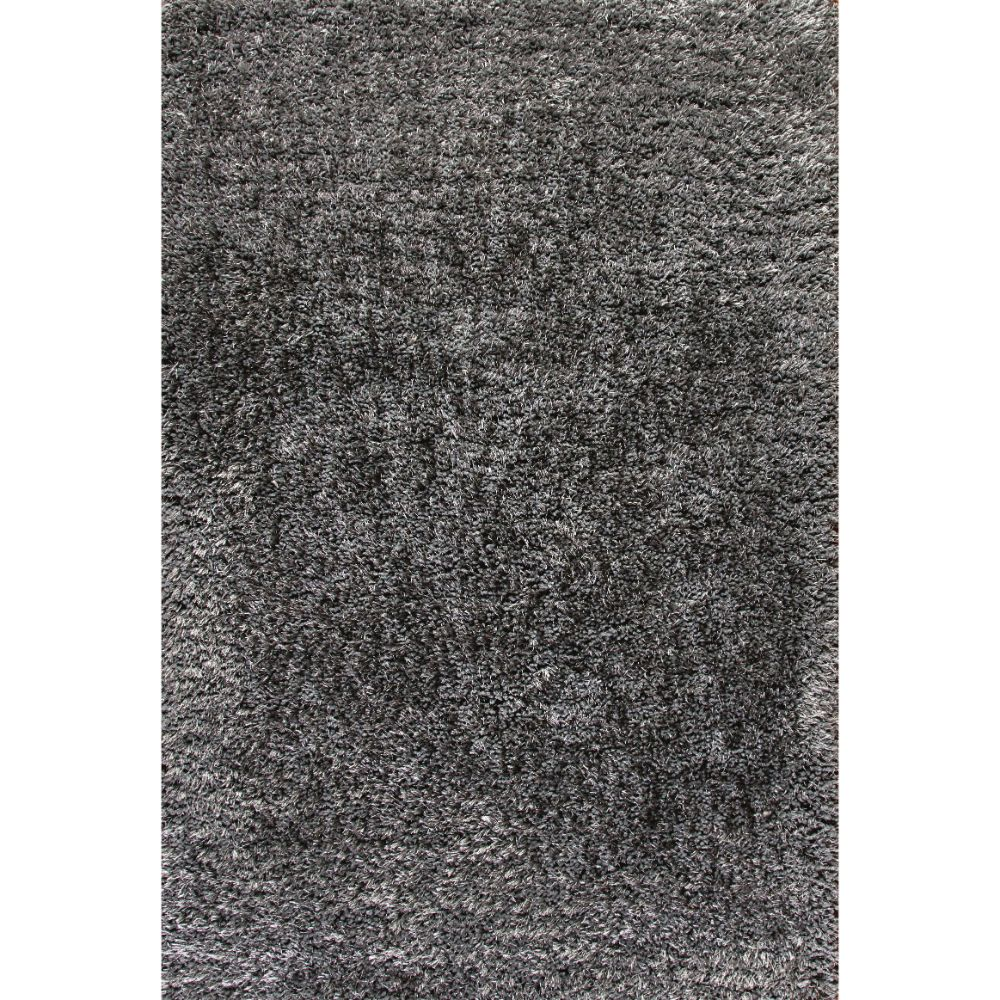 Dynamic Rugs 88601-909 Forte 10 Ft. X 14 Ft. Rectangle Rug in Dark Silver